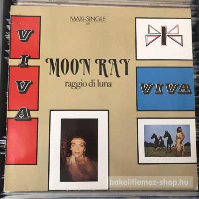 """Moon Ray (Raggio Di Luna) - Viva  (12"""", Maxi) (vinyl) bakelit lemez"""