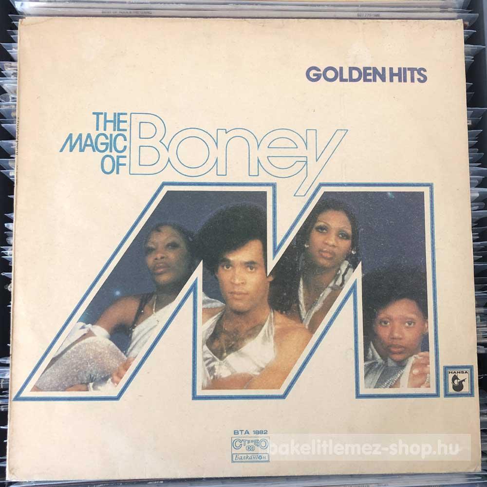 Boney M. - The Magic Of Boney M.