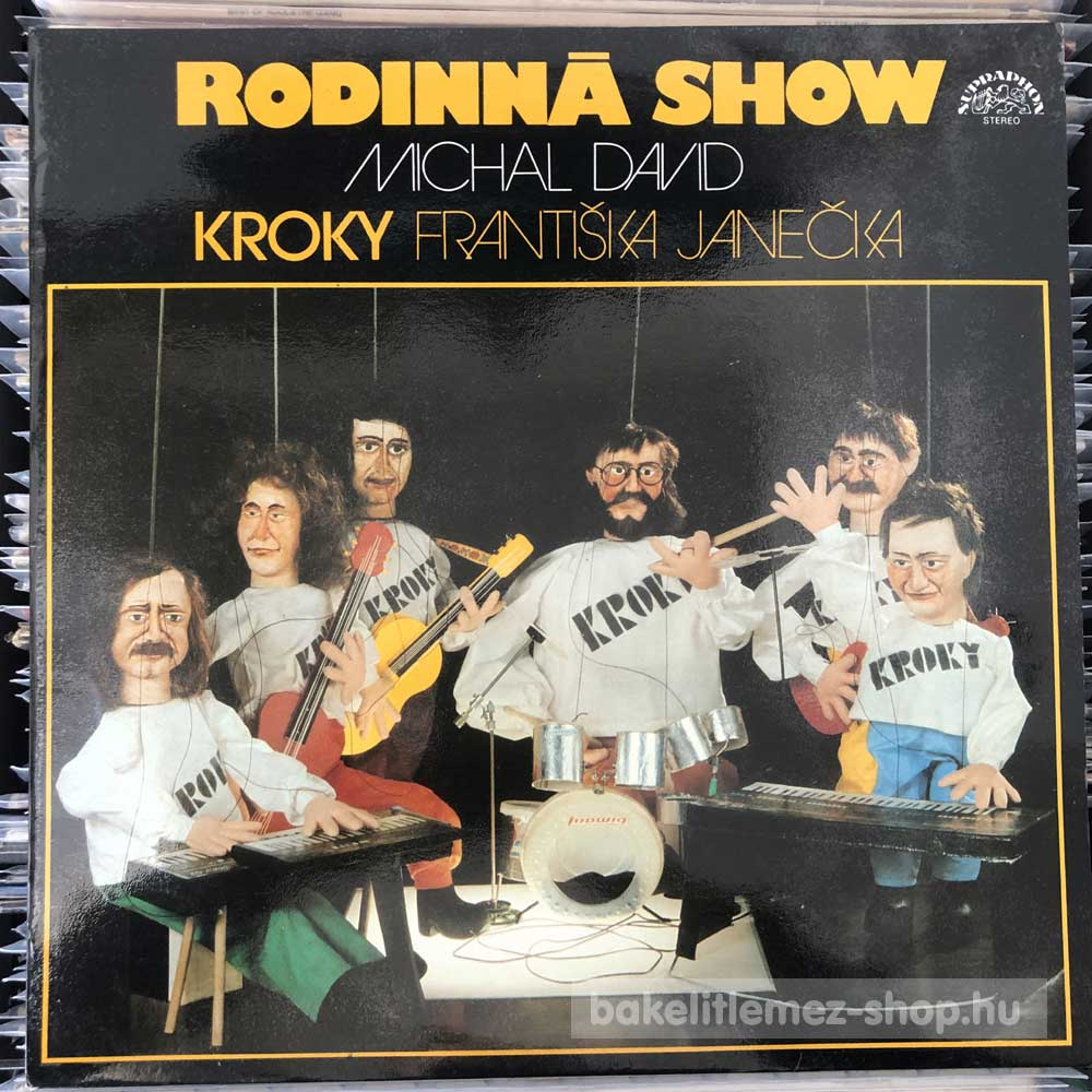 Kroky Frantiska Janecka - Rodinná Show