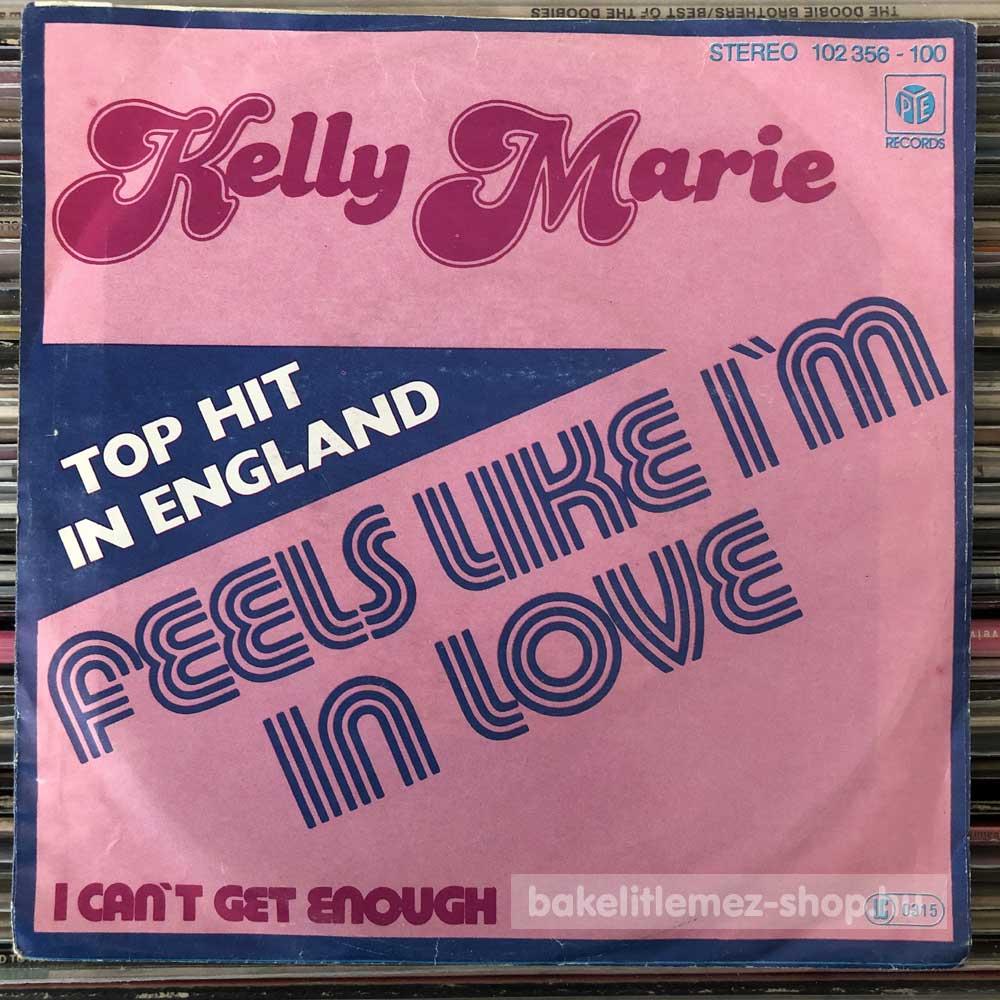 Kelly Marie - Feels Like Im In Love