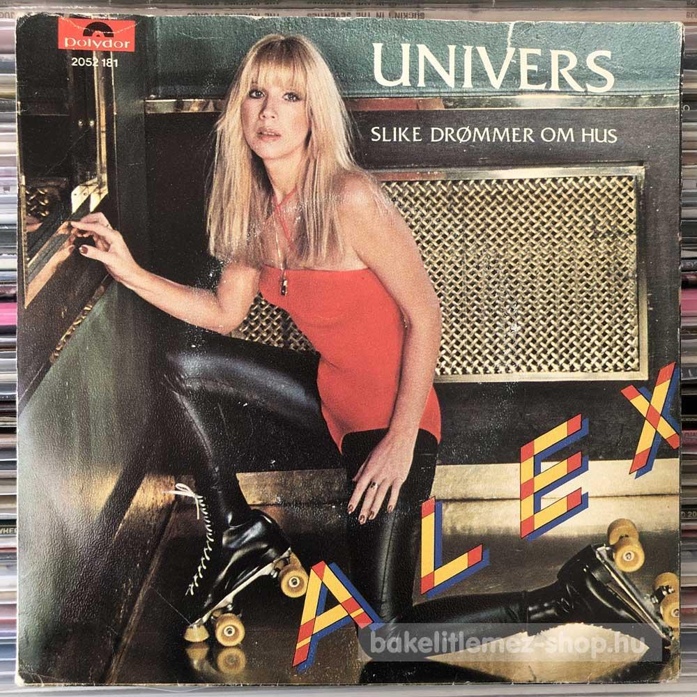 Alex - Univers