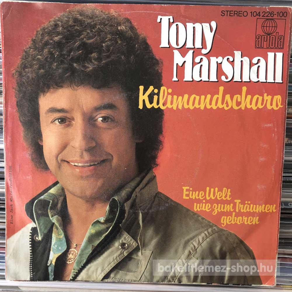 Tony Marshall - Kilimandscharo