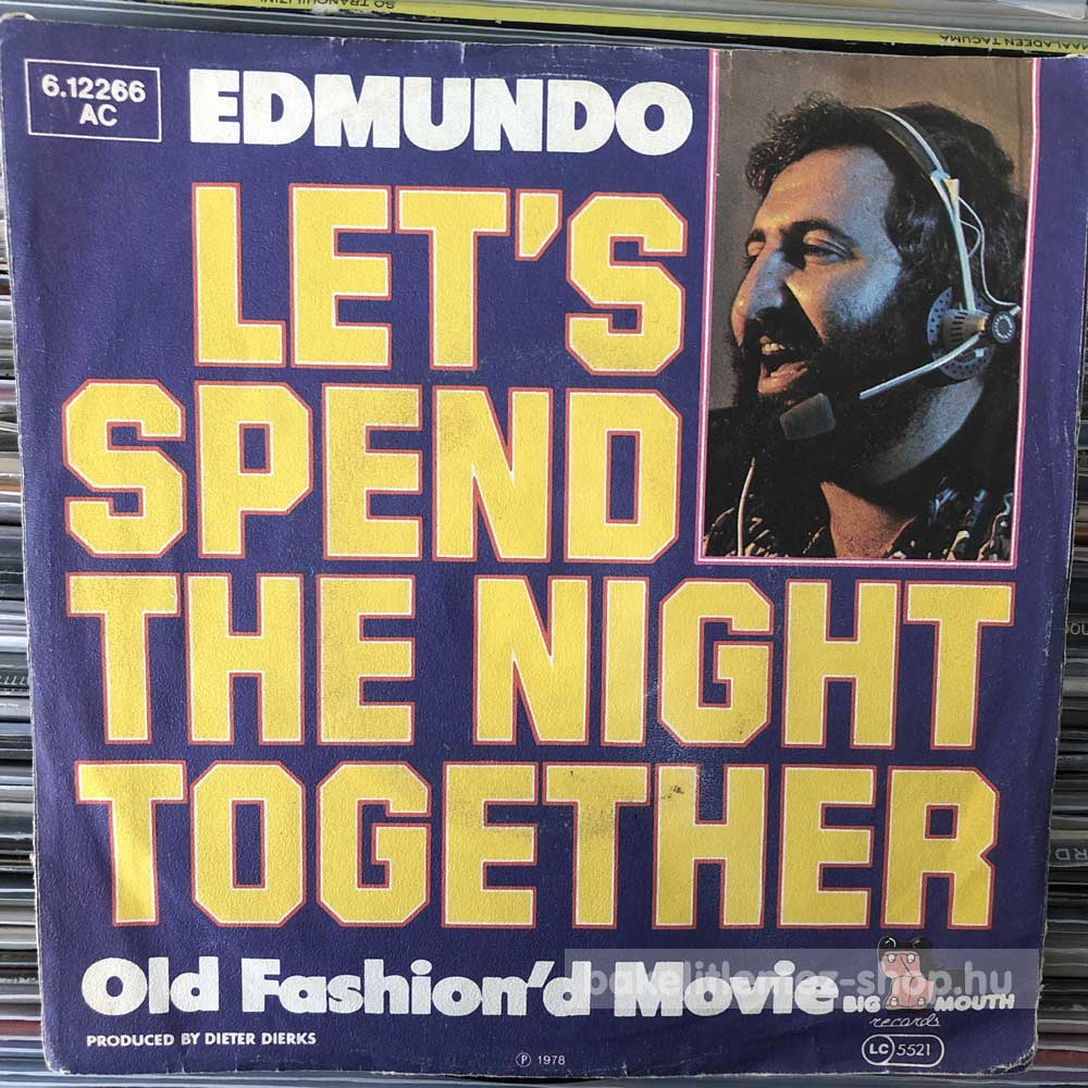 Edmundo - Lets Spend The Night Together