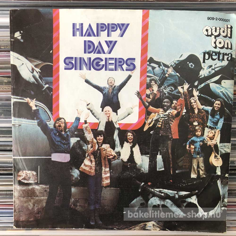 Happy Day Singers - Oh, Mary Dont You Weep - Nobody Knows