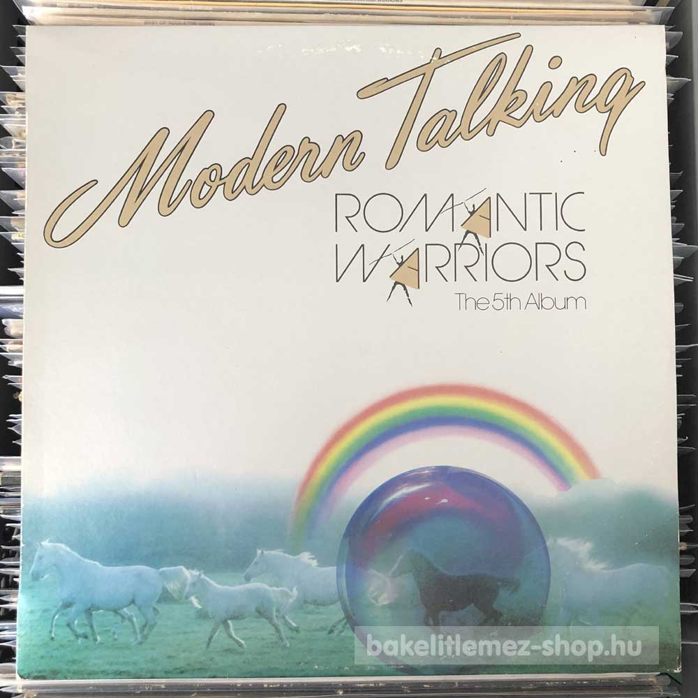 Modern Talking - Romantic Warriors - The 5th Album