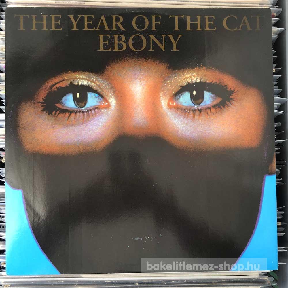 Ebony - The Year Of The Cat