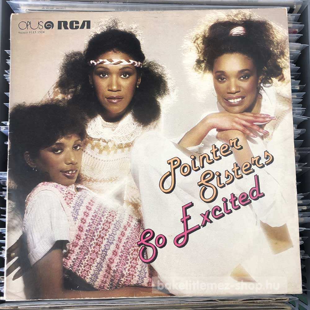 Pointer Sisters - So Excited