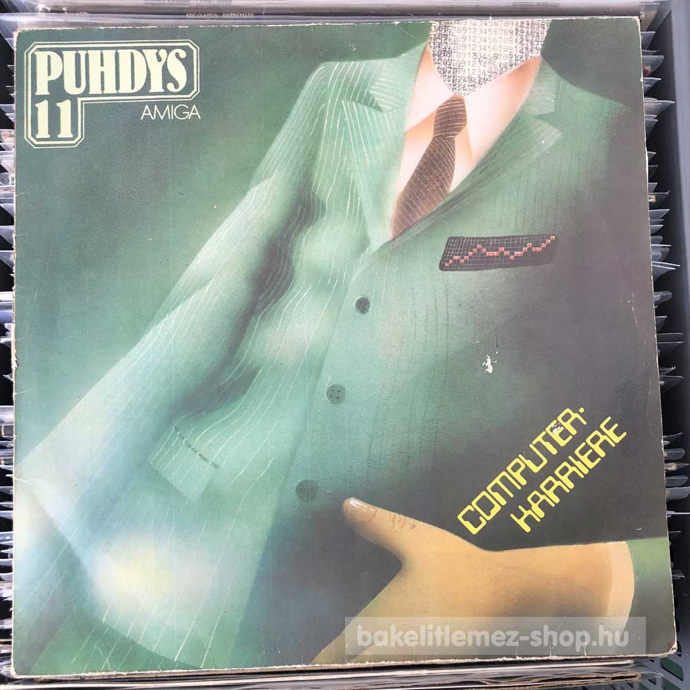 Puhdys - Puhdys 11 (Computer-Karriere)