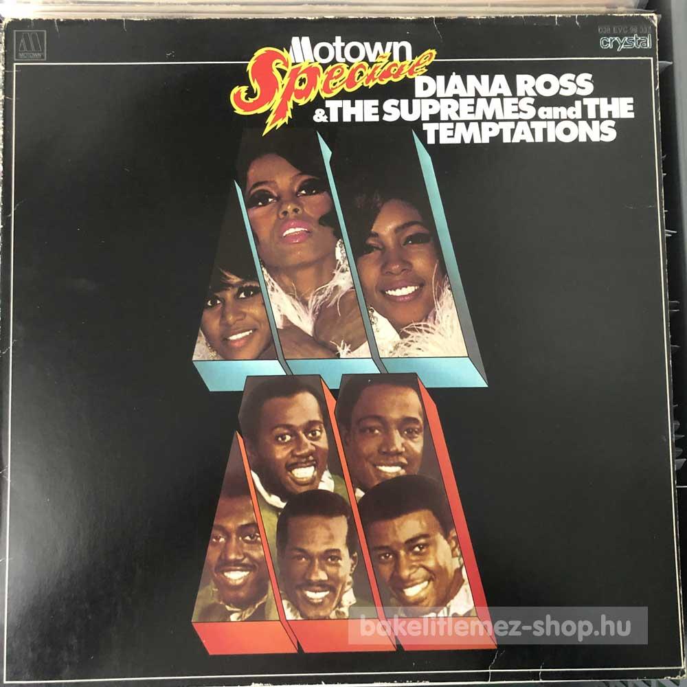Diana Ross & The Temptations - Diana Ross & The Temptations