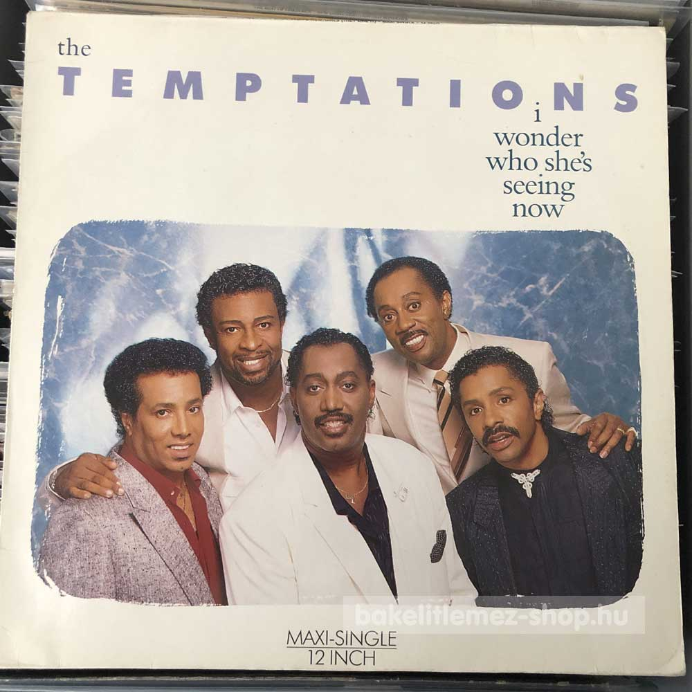The Temptations - I Wonder Who She s Seeing Now