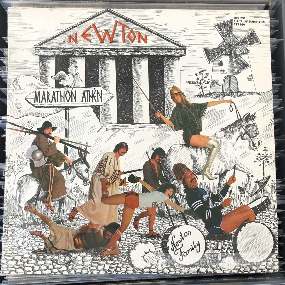 Newton Family - Marathon