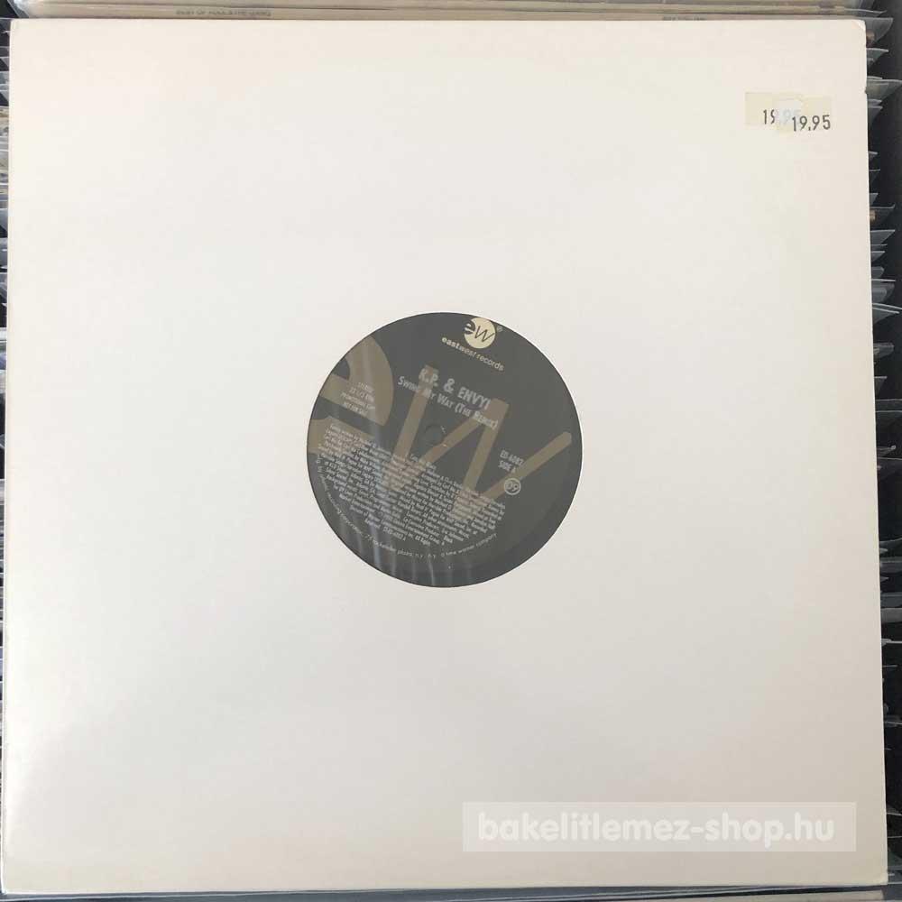 K.P. & Envyi - Swing My Way (Remix)
