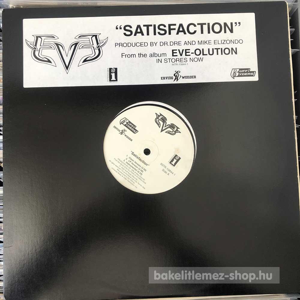 Eve - Satisfaction