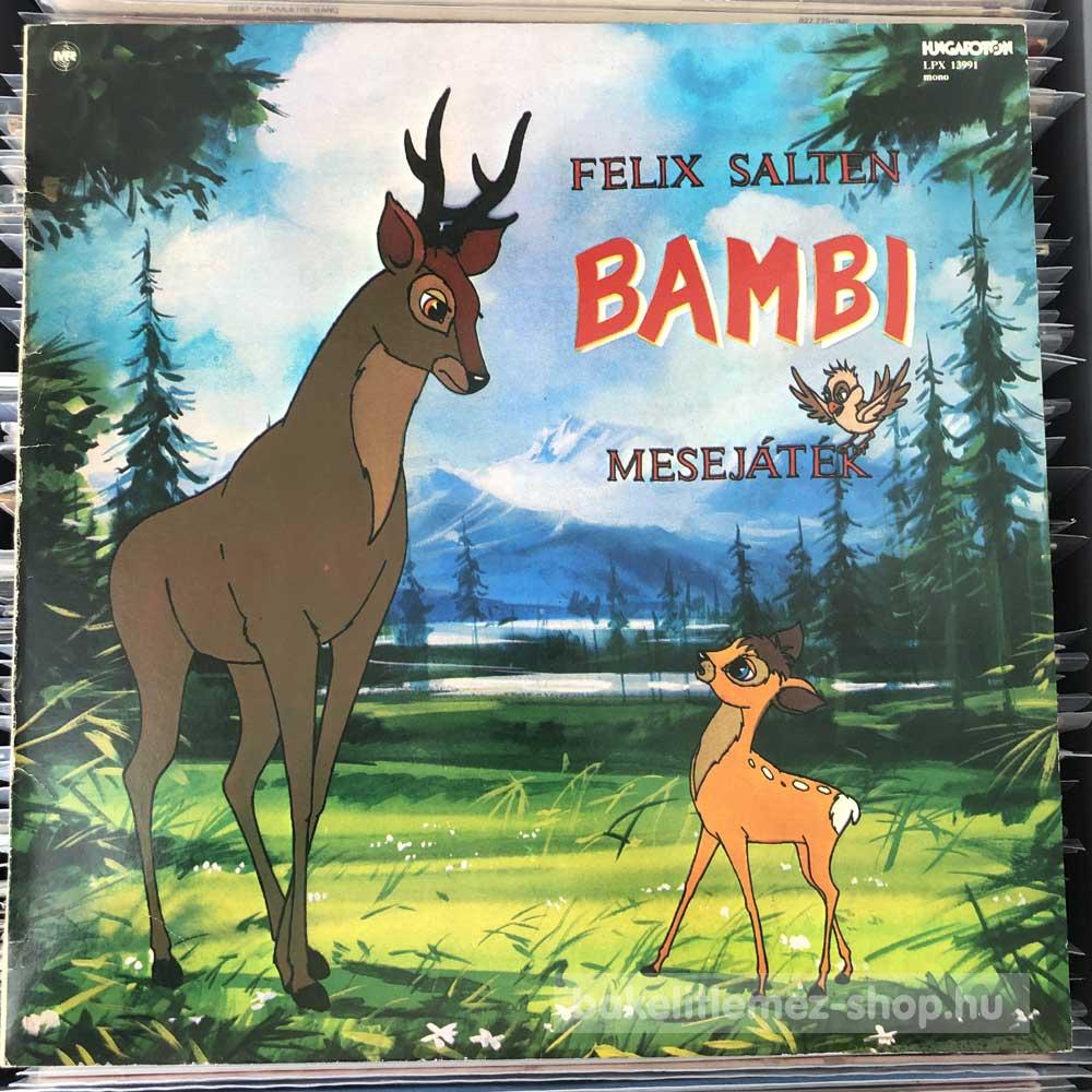 Felix Salten - Bambi