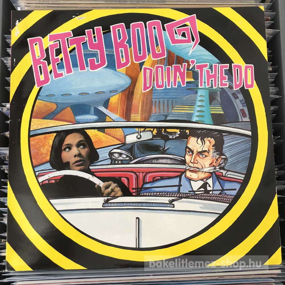 Betty Boo - Doin The Do