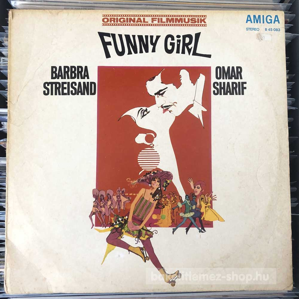 Jule Styne - Funny Girl (Original Filmmusik)