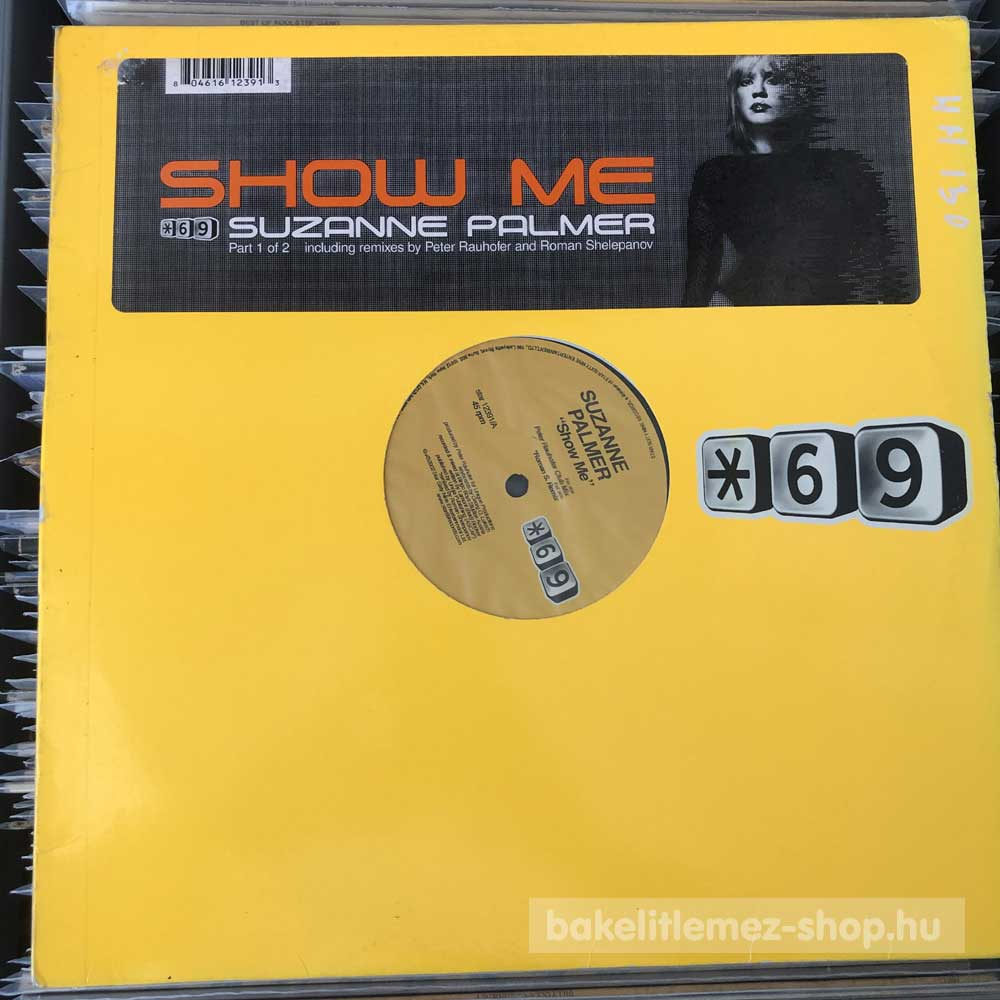 Suzanne Palmer - Show Me