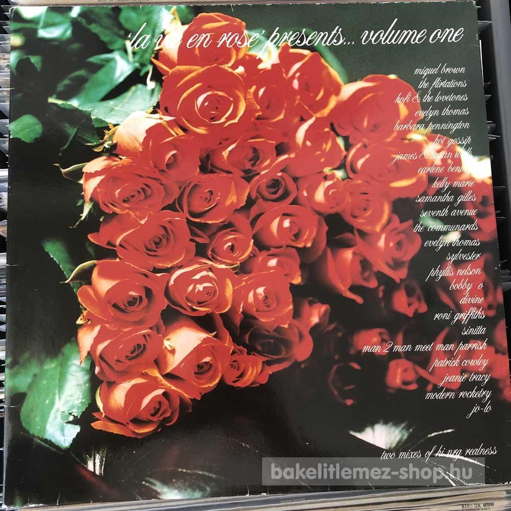 Various - La Vie En Rose Presents... Volume One