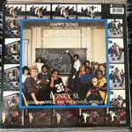"""Boney M. And Bobby Farrell  Happy Song (Clubmix)  (12"""", Maxi)"""