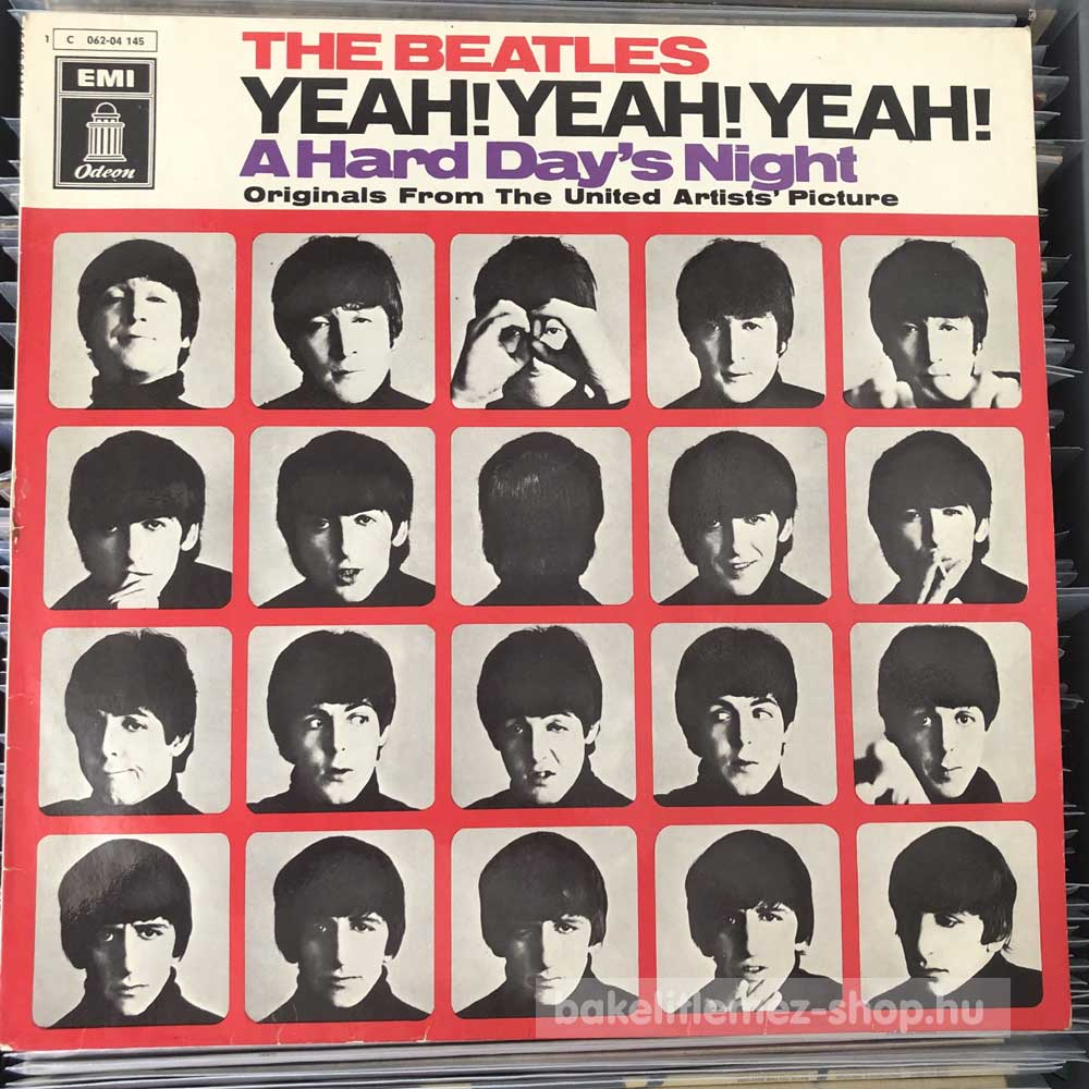 The Beatles - Yeah! Yeah! Yeah! (A Hard Day s Night)