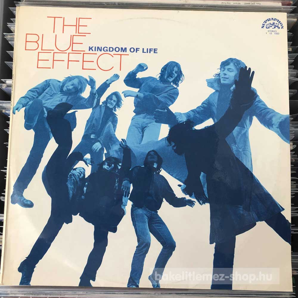 The Blue Effect - Kingdom Of Life