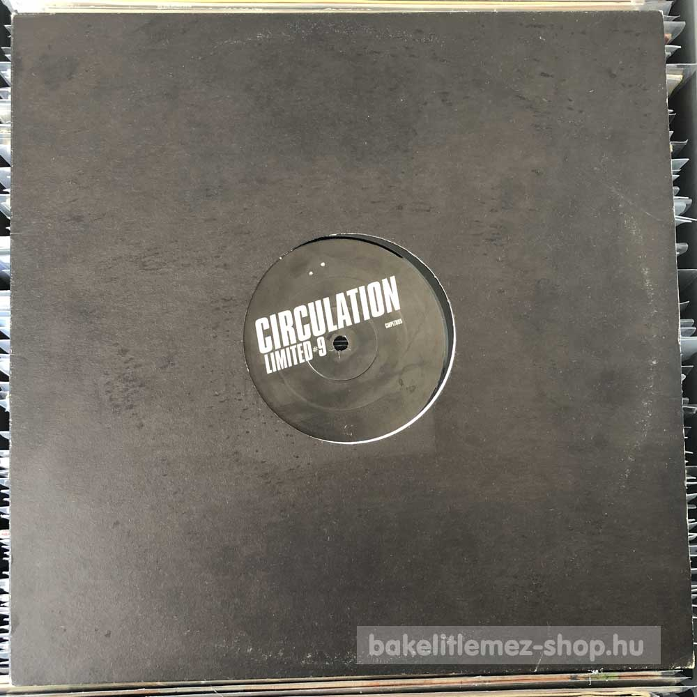 Circulation - Limited 9