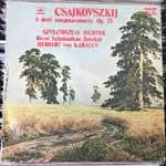Csajkovszkij, Bécsi Szimfonikus Zenekar - Karajan - B-Moll Zongoraverseny