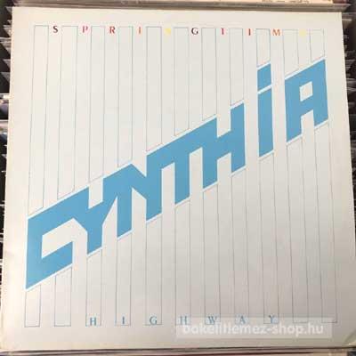 """Cynthia - Springtime  (12"""") (vinyl) bakelit lemez"""