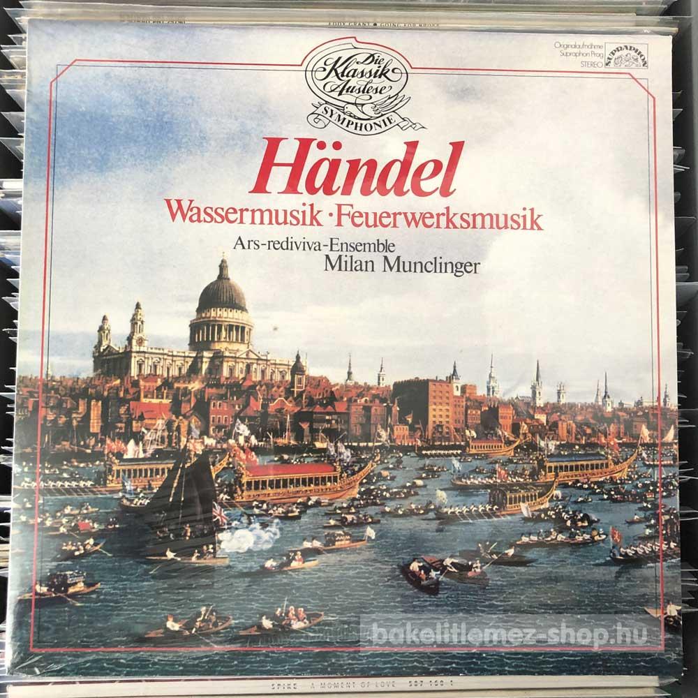 Georg Friedrich Handel - Wassermusik - Feuerwerksmusik