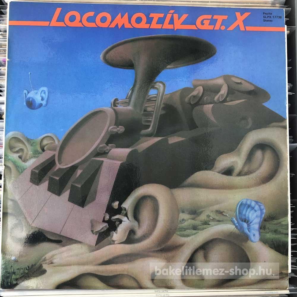 Locomotiv GT - X.