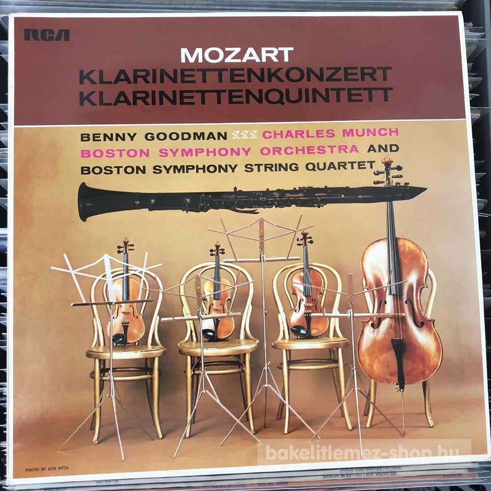 Mozart - Benny Goodman - Benny Goodman Spielt Mozart
