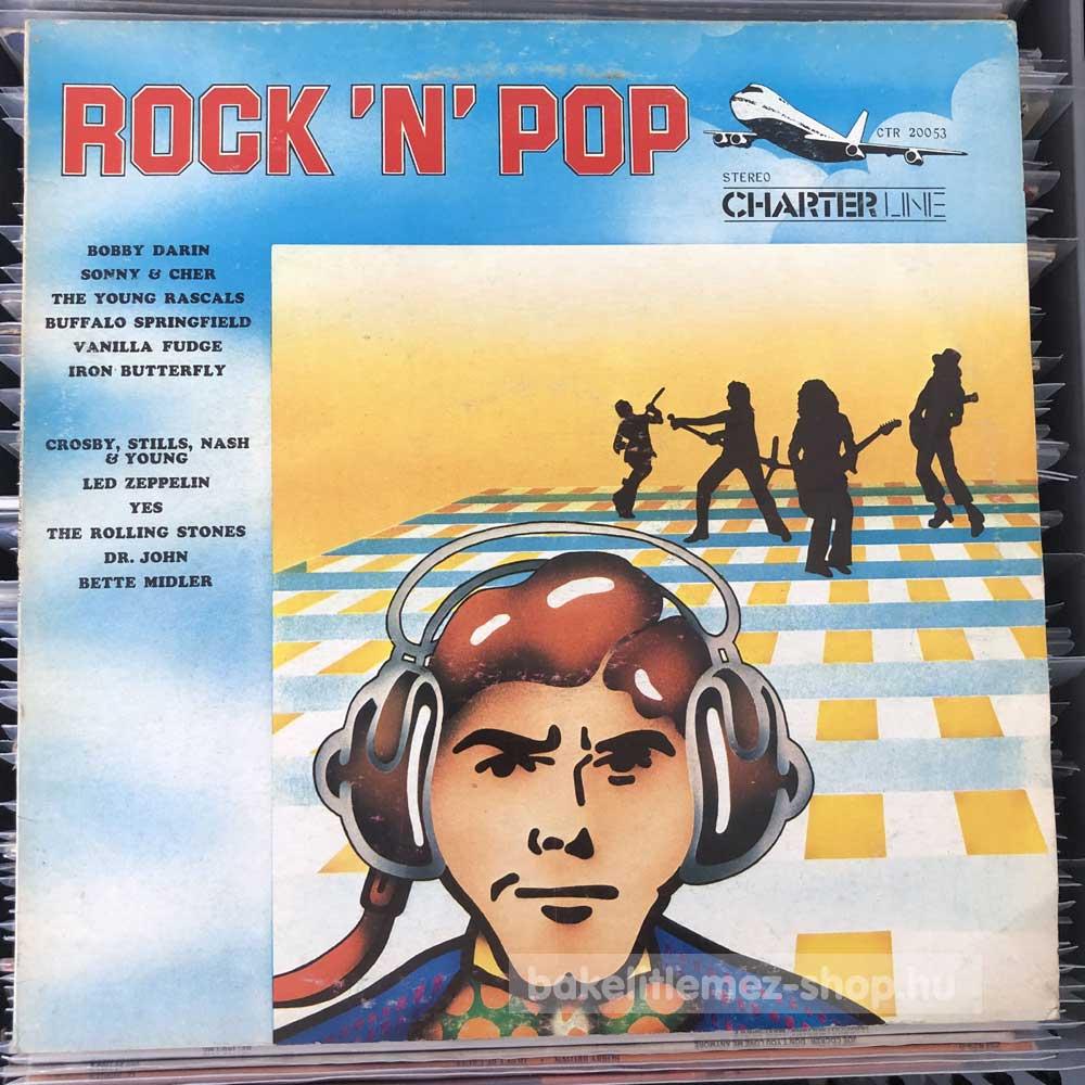 Various - Rock N Pop