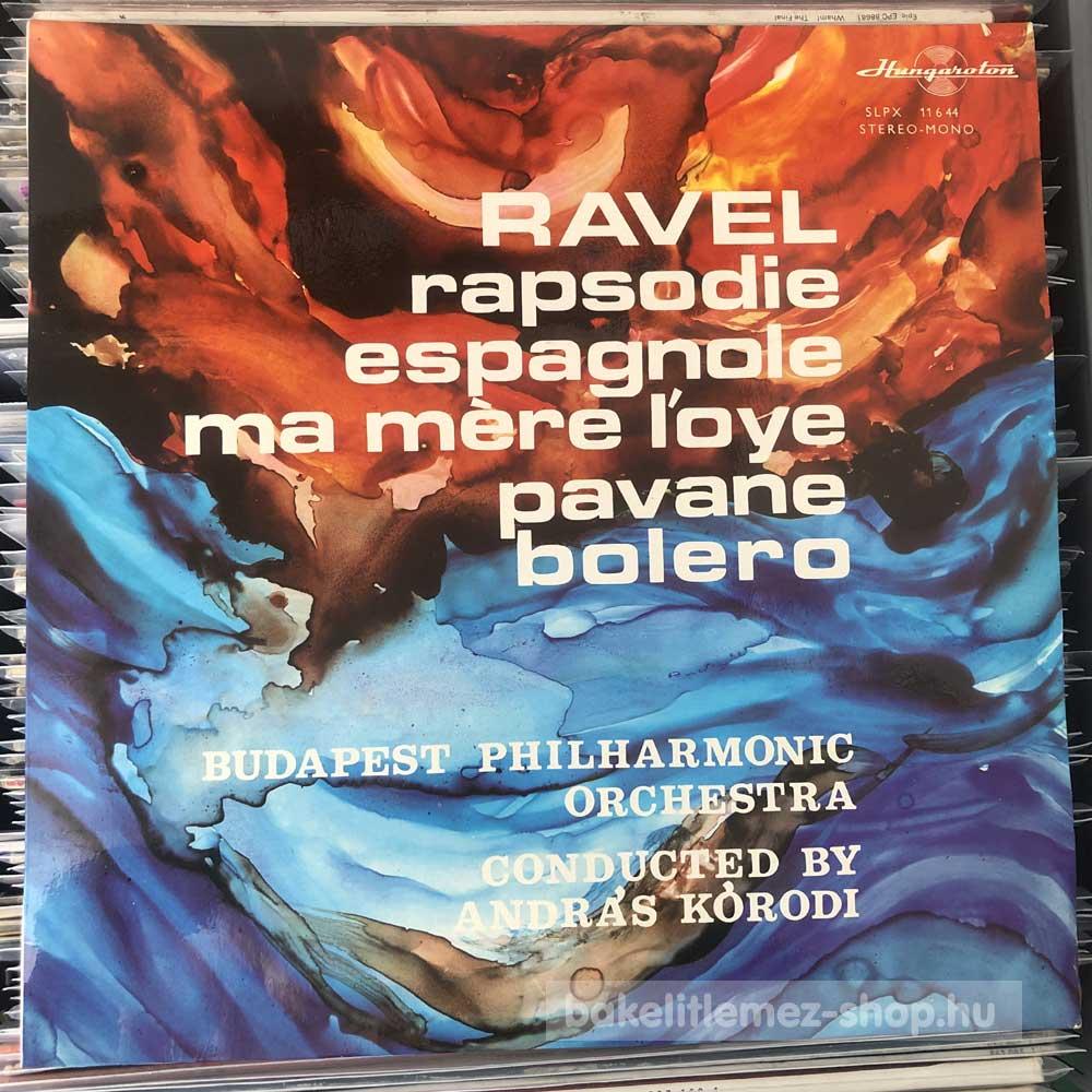 Ravel - Rhapsodie Espagnole -  Pavane - Bolero