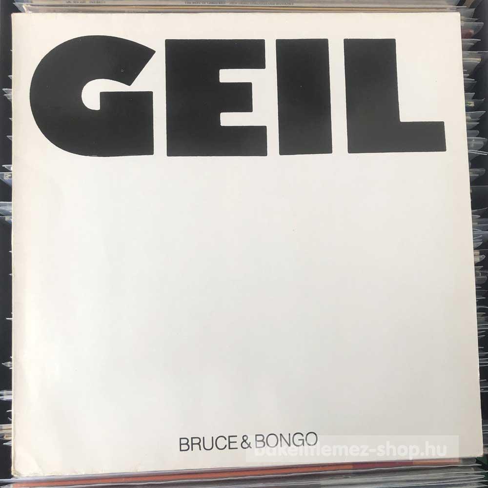 Bruce & Bongo - Geil