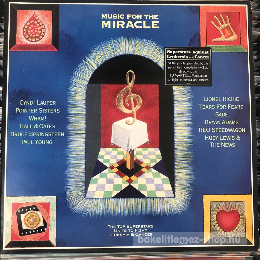 Various - Music For The Miracle