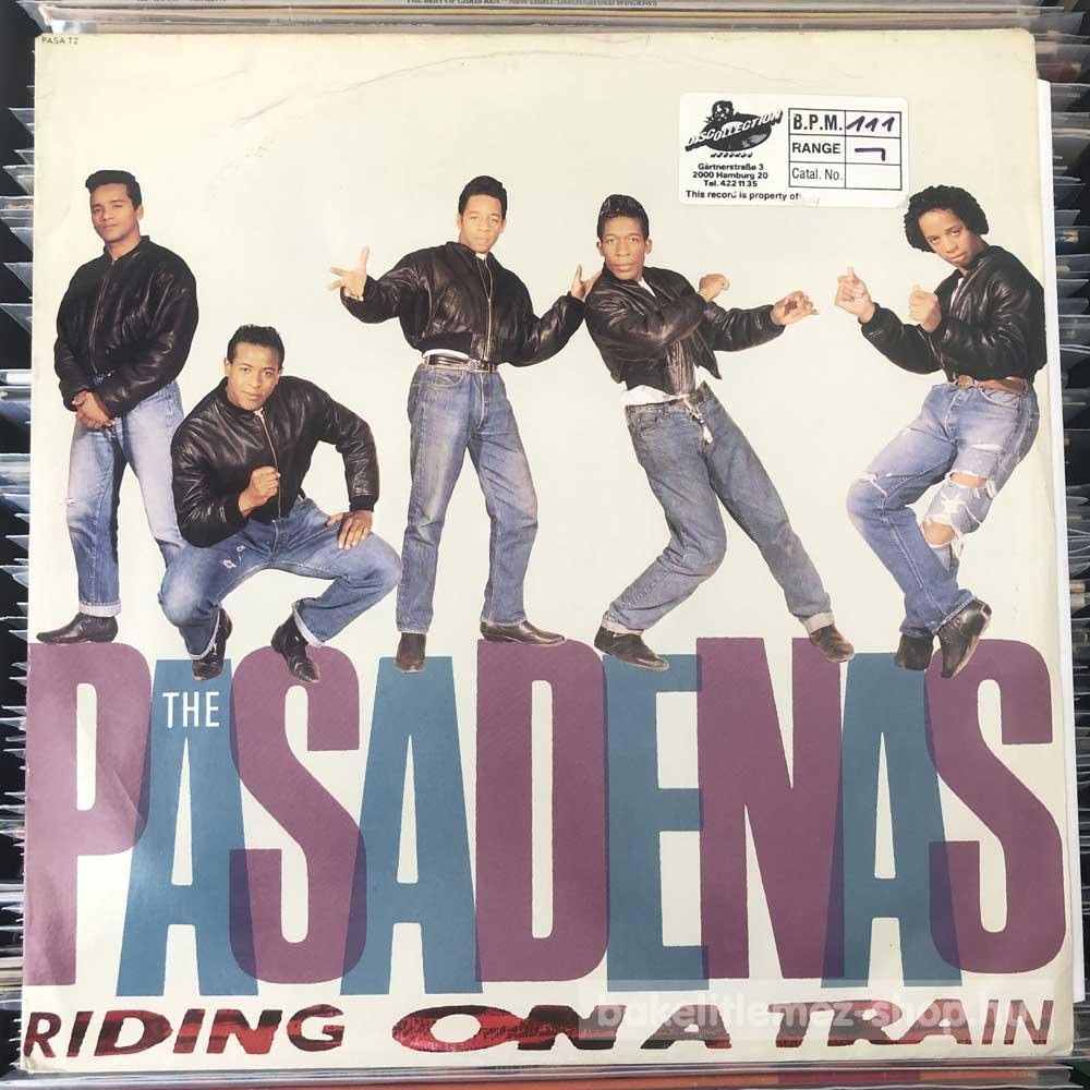 The Pasadenas - Riding On A Train