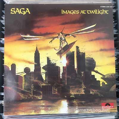 Saga - Images At Twilight  (LP, Album) (vinyl) bakelit lemez
