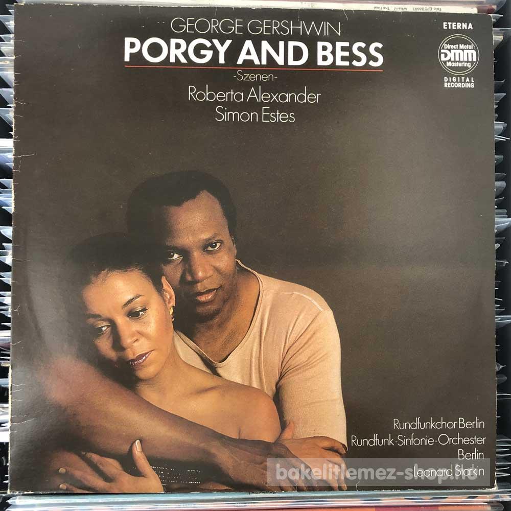 George Gershwin - Porgy And Bess (Szenen)