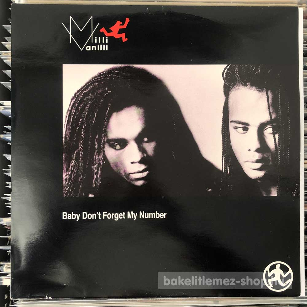 Milli Vanilli - Baby Don t Forget My Number