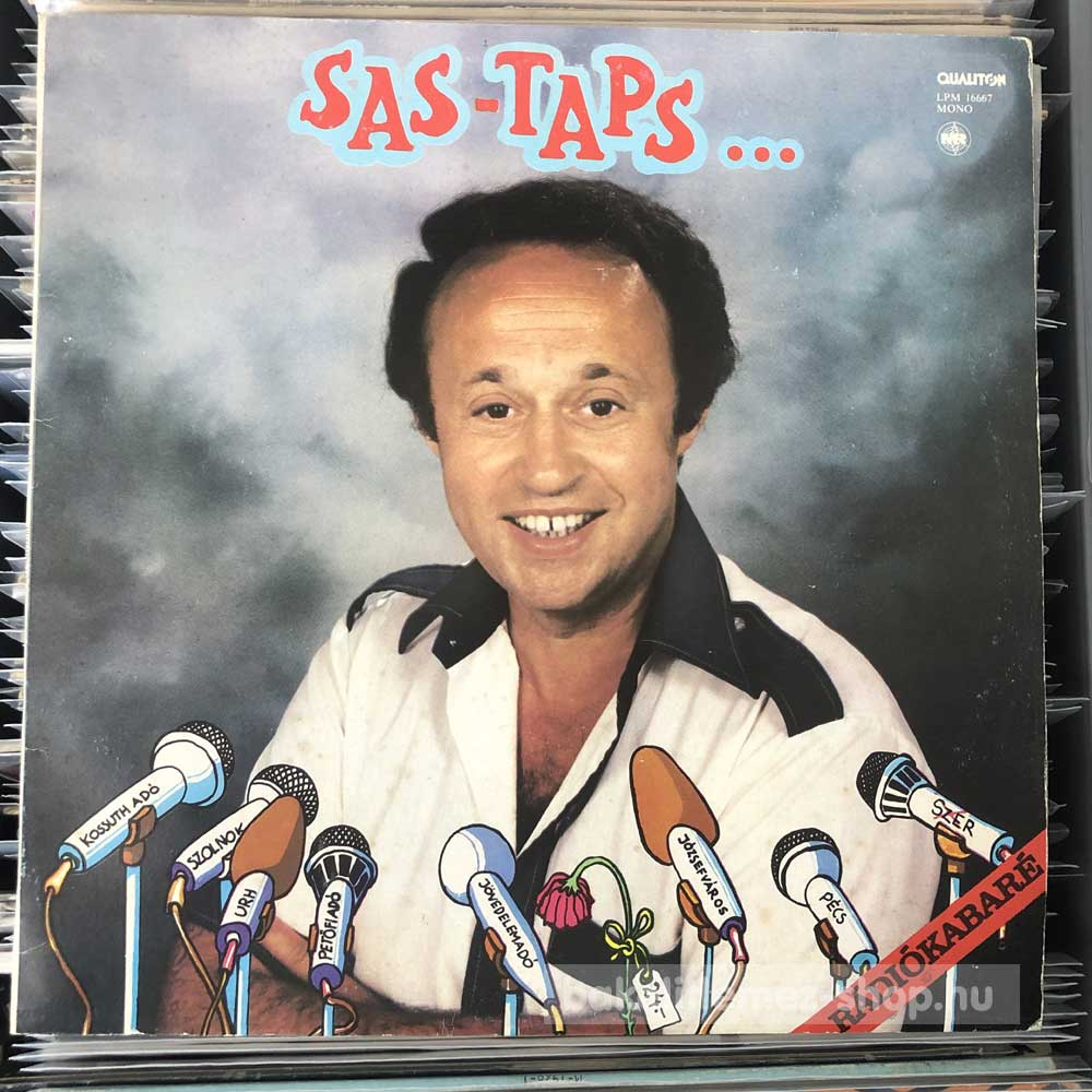 Sas József - Sas-Taps