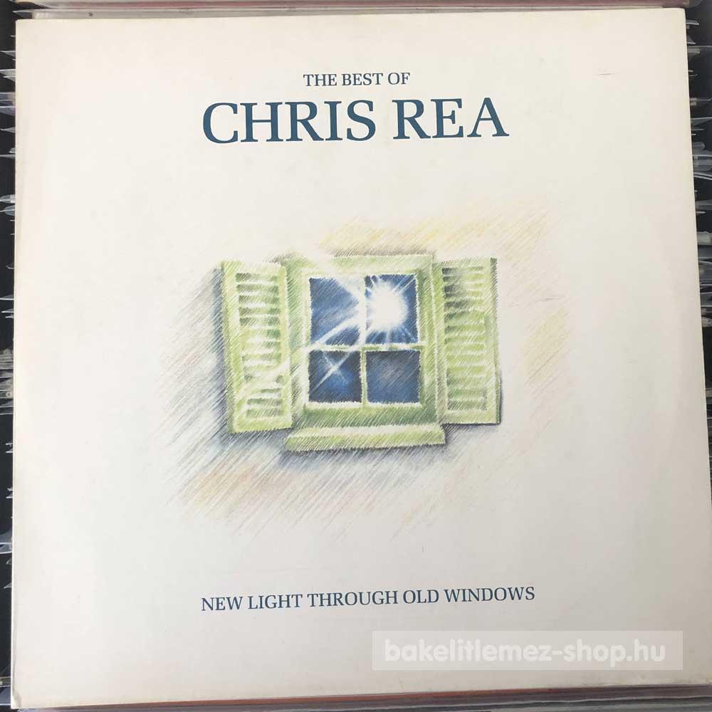 Chris Rea - New Light Through Old Windows (The Best Of Chris Rea)