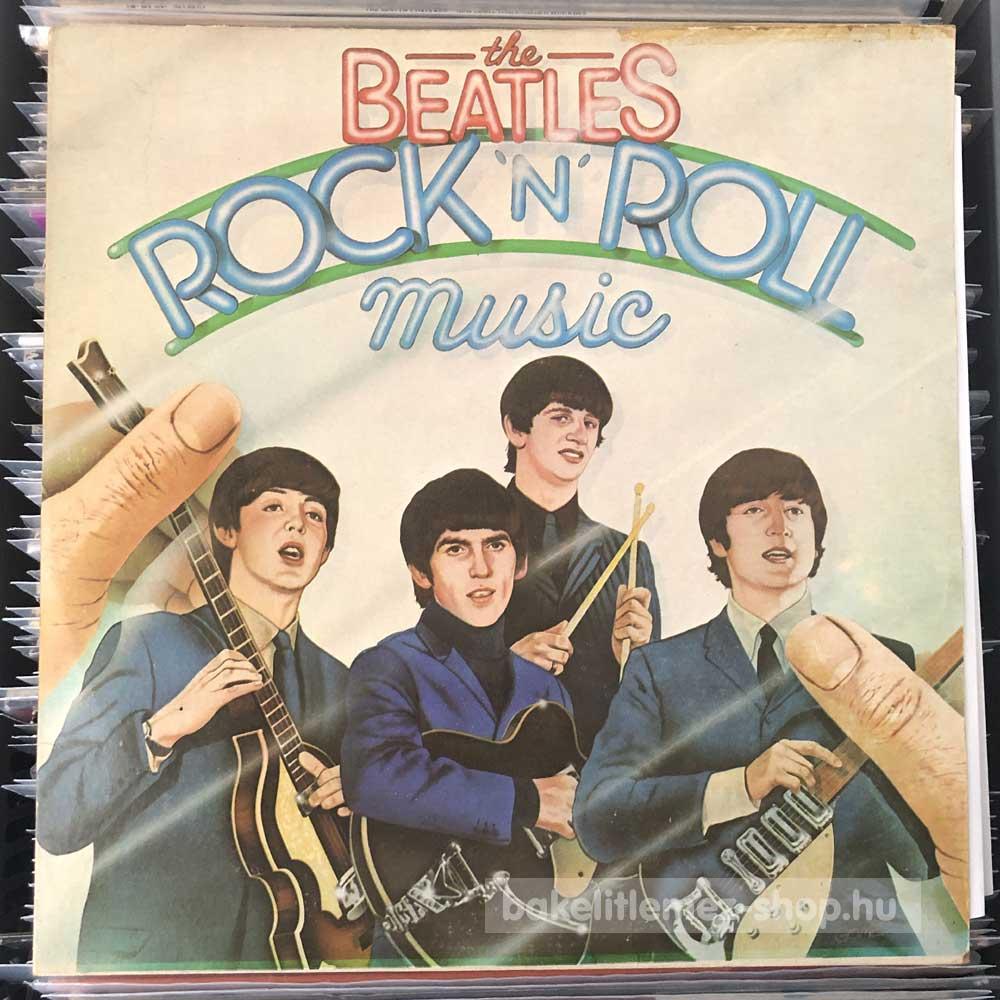 The Beatles - Rock N Roll Music