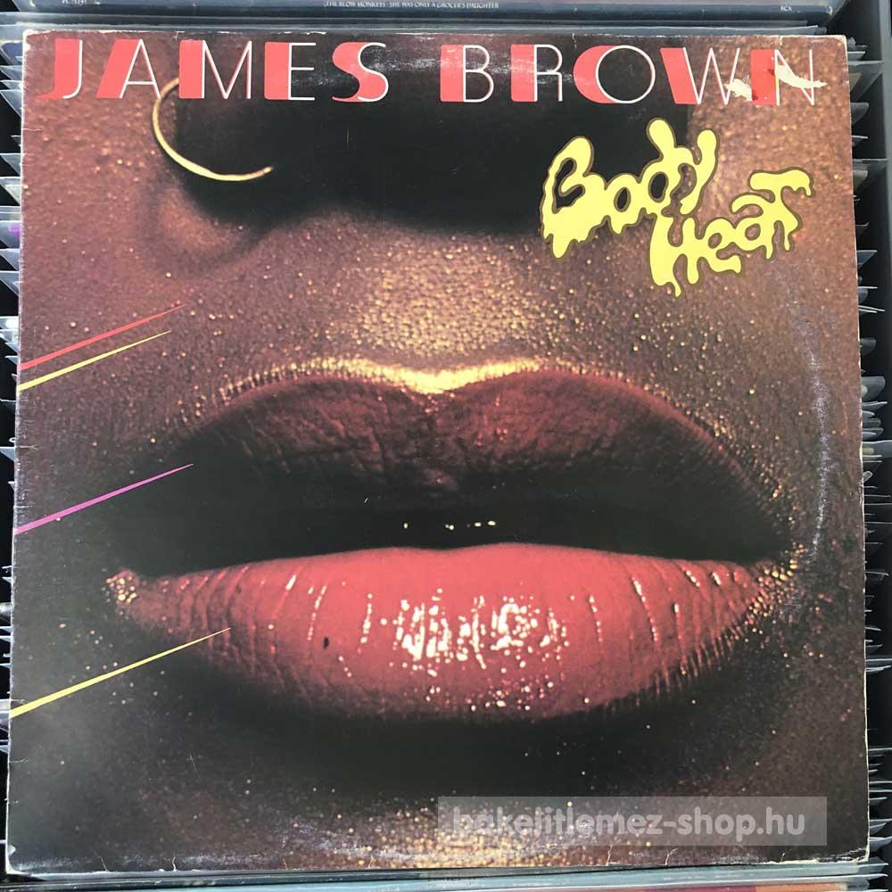James Brown - Bodyheat