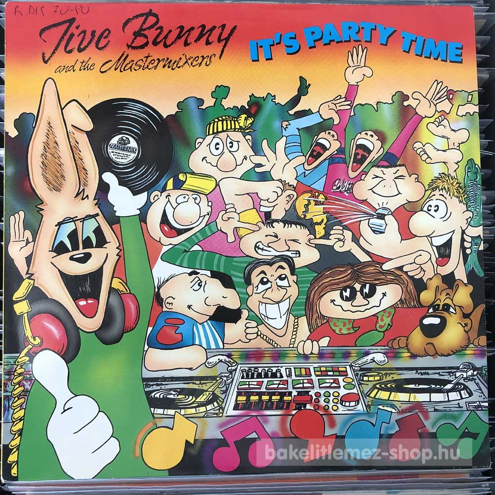 Jive Bunny And The Mastermixers - It s Party Time