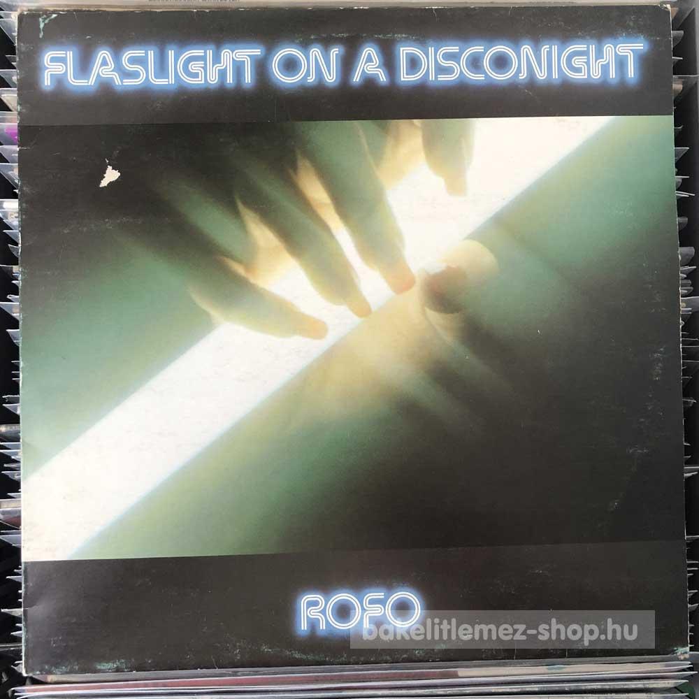 Rofo - Flashlight On A Disconight