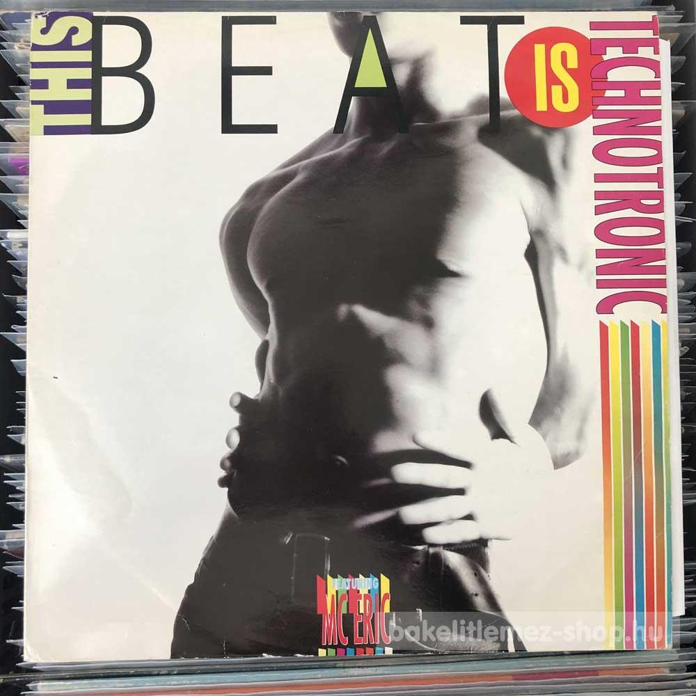 Technotronic Featuring MC Eric - This Beat Is Technotronic