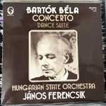 Bartók Béla - Concerto - Dance Suite