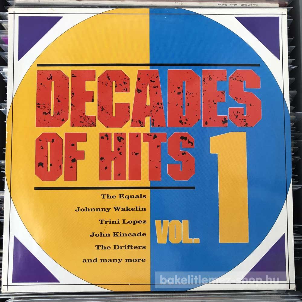 Various - Decades Of Hits Vol. 1