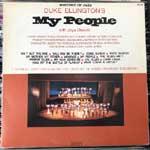 Duke Ellington - My People - Original Cast Album