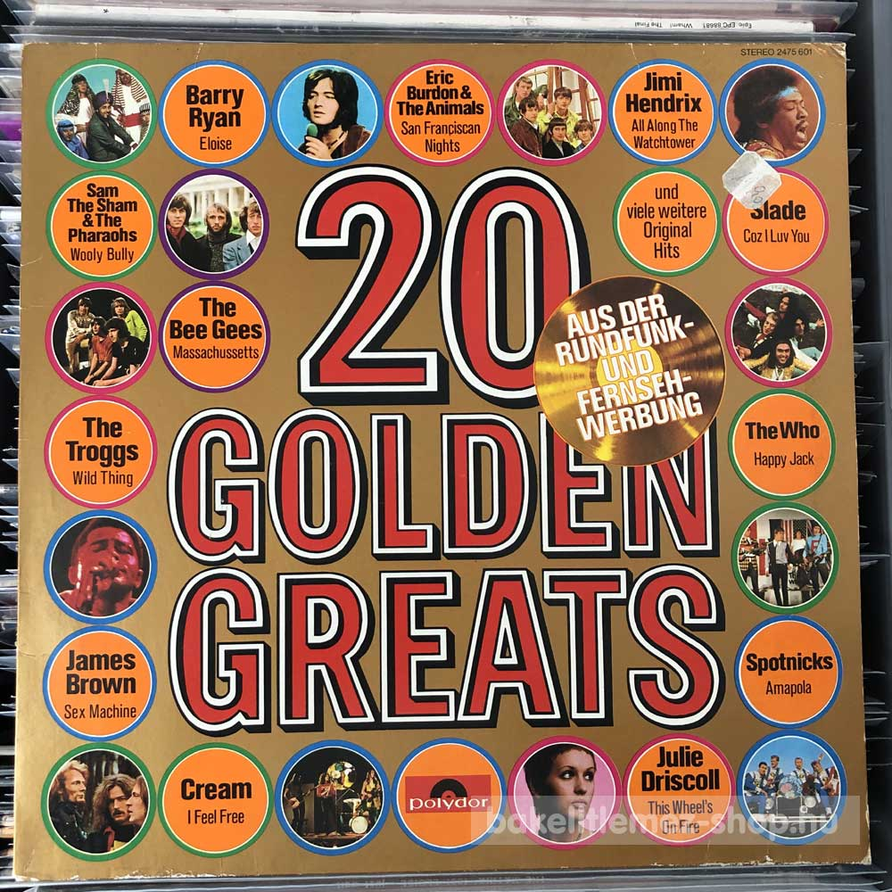 Various - 20 Golden Greats